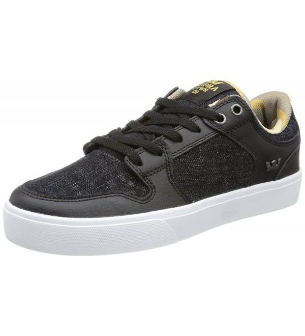 SUPRA Mens Vaider Sneaker Black
