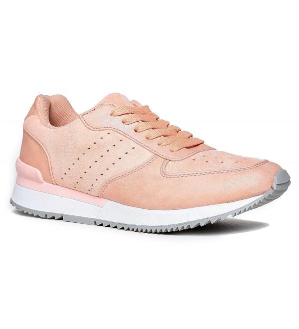 J Adams Lifestyle Sneaker Pink