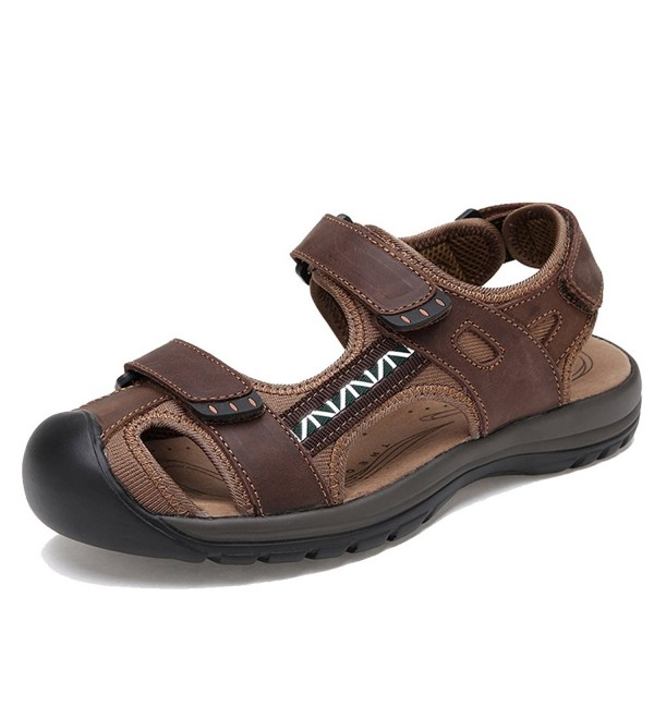 AGOWOO Womens Athletic Hiking Sandals