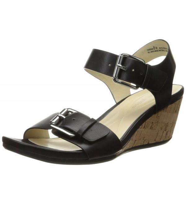 Andrew Geller Womens Farran Sandal