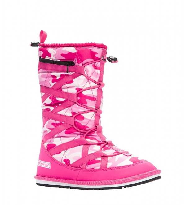 Pakems Cortina Boot Womens Pink