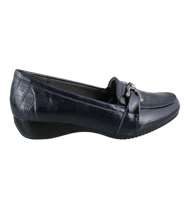 LifeStride Womens Dempsey Slip Loafer