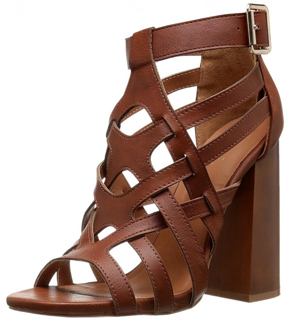 Qupid Womens Boogie 01 Gladiator Sandal