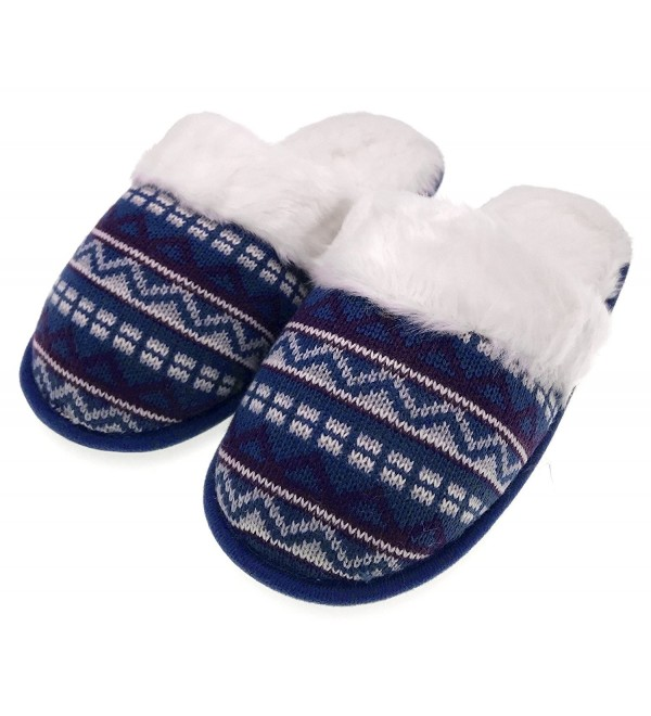 MOGGEI Slippers Christmas Cotton Winter