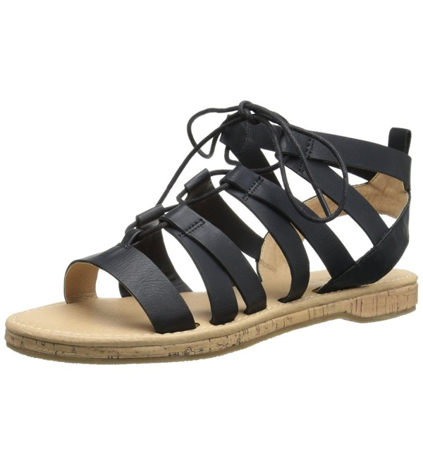 Report Womens Freedom Gladiator Sandal