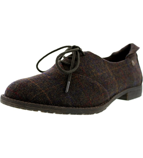 Blowfish Womens Oxford Ankle High Fabric