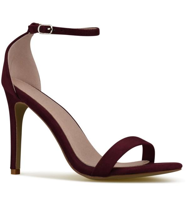 Premier Standard Womens Heels Arolf Burgundy