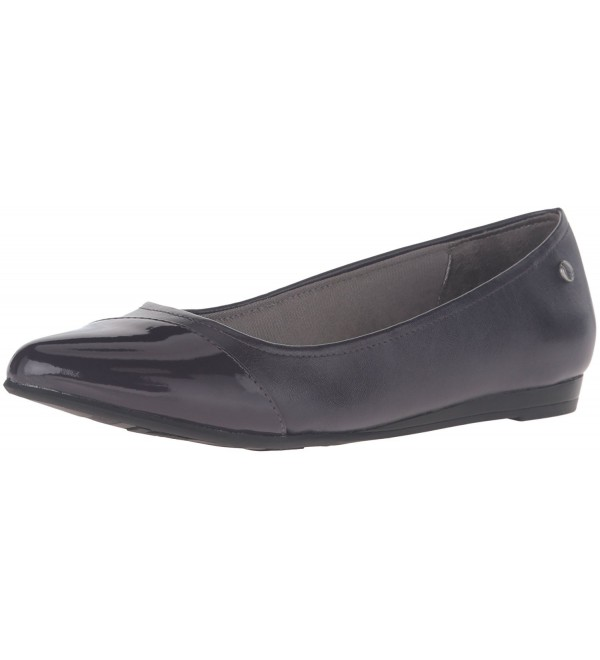 LifeStride Womens Quilma Pointed Flat