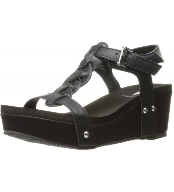 Volatile Womens Itzel Wedge Sandal