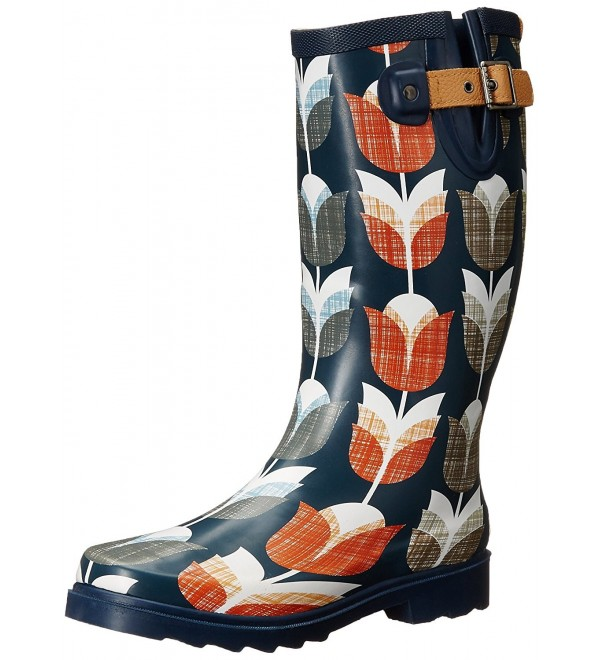 Chooka Vintage Tulip Rain Boot