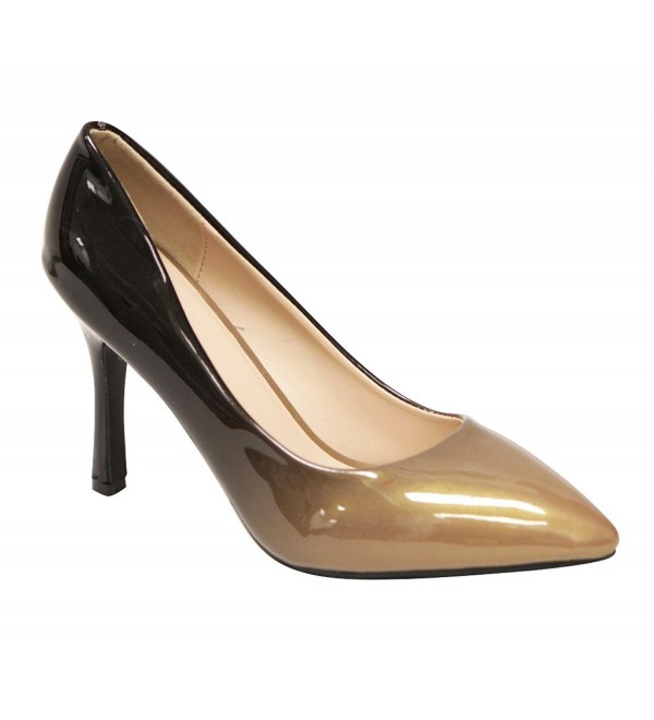 Hearts Zara 02 Womens gradient stiletto