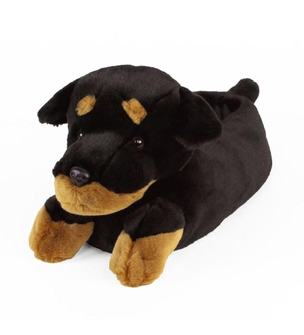AnimalSlippers com 7A 82AQ J5AV Rottweiler Slippers