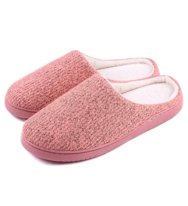 Neeseelily Comfort Slippers Memory Outdoor