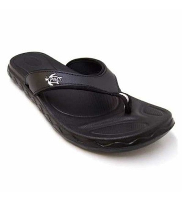 Pali Hawaii Thong Sandal Black