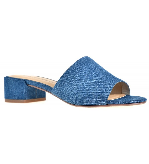Womens City Classified Chunky Sandals