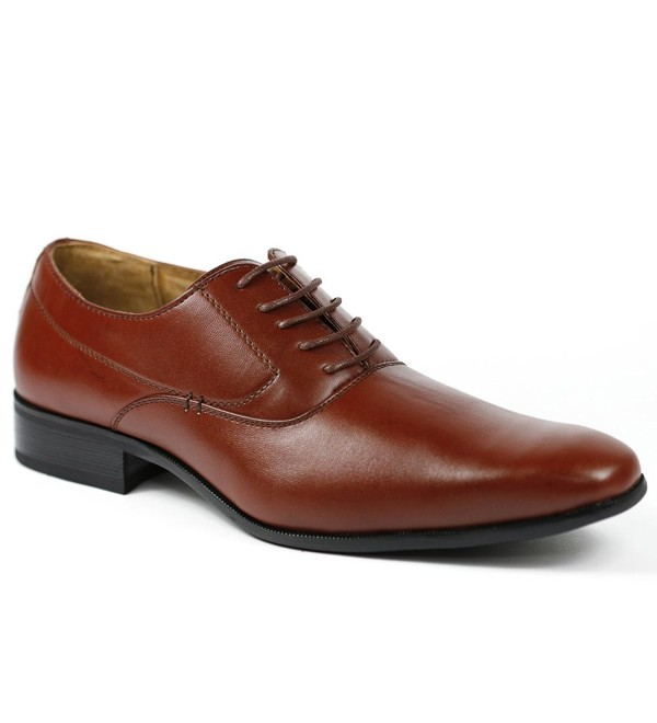 Delli Aldo M 19121 Brown Oxford