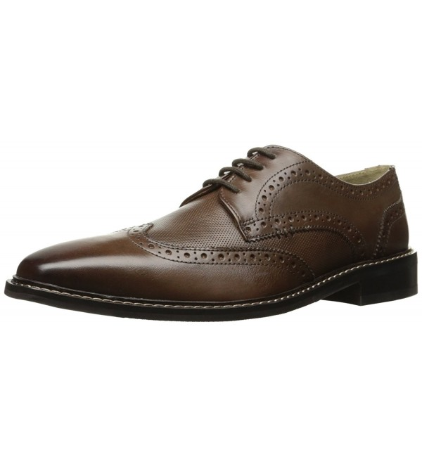 Giorgio Brutini Riven Oxford Brown
