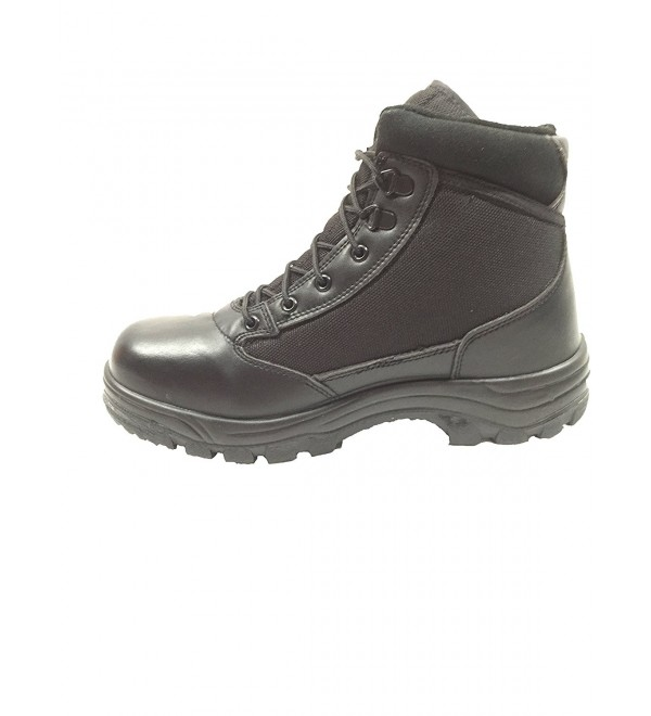 WorkZone Black Swat Boot 12