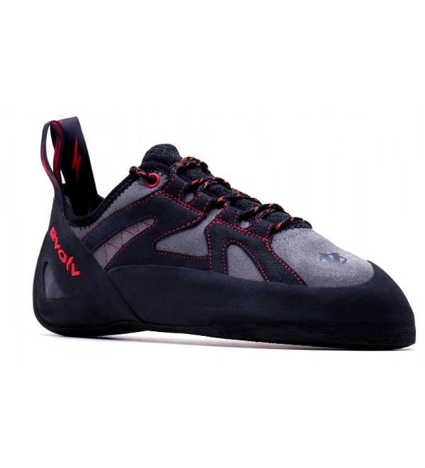 Evolv Nighthawk Climbing Shoe Black