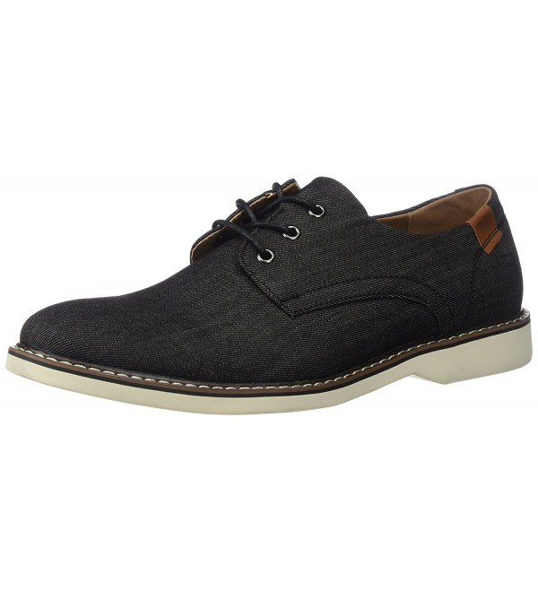 Madden M Disit Oxford Black Fabric