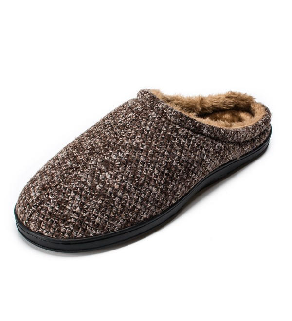 QXQY Comfort Knitted Anti Skid Slipper
