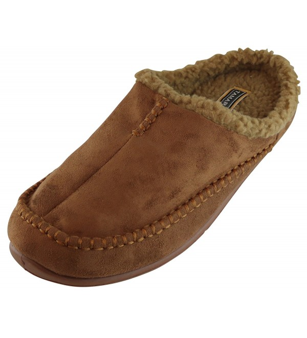 Tamarac Slippers International Lancaster Chestnut