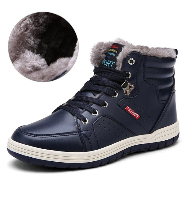 SANBANG Leather Sneakers Outdoor Driving