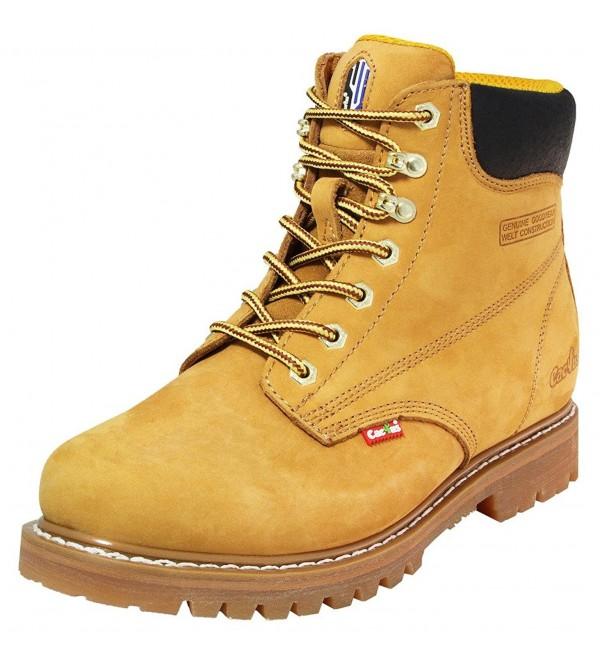 Cactus Work Boots 611 TAN 11