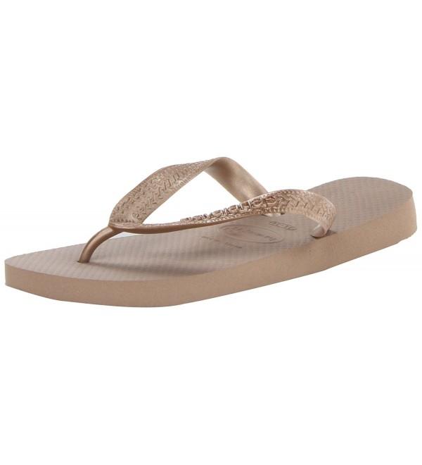 Havaianas Womens Metallic Flip Flop