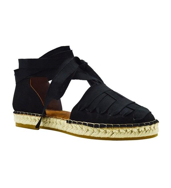 Angelina Womens Grosgrain Espadrille Sneaker