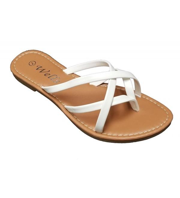 Welwel Elegant Fashion Strappy Sandals
