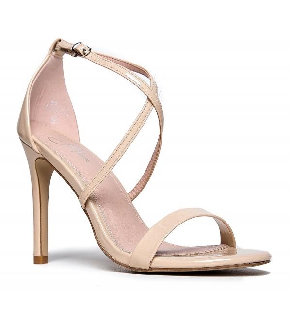 J Adams Strappy Sandal Patent