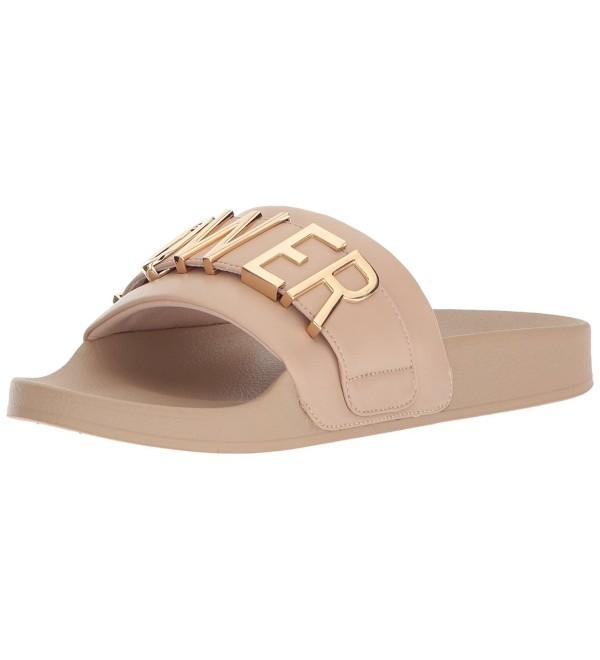 Steve Madden Womens Slide Sandal