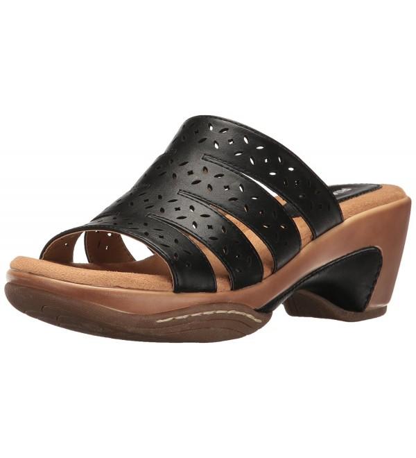 Rialto Vespa Womens Sandal Black