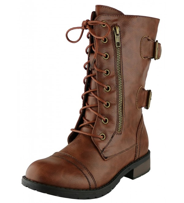 Cambridge Select Womens Military Mid Calf