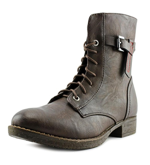Patriza Fortress Brown Woman Boot