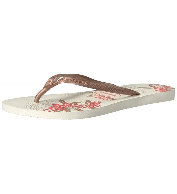 Havaianas Womens Slim Organic Sandal
