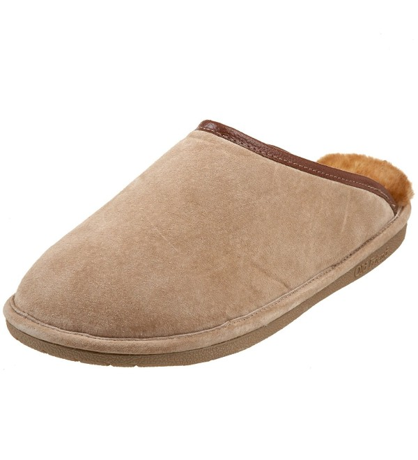 Old Friend Sheepskin Scuff 10 5 11 5