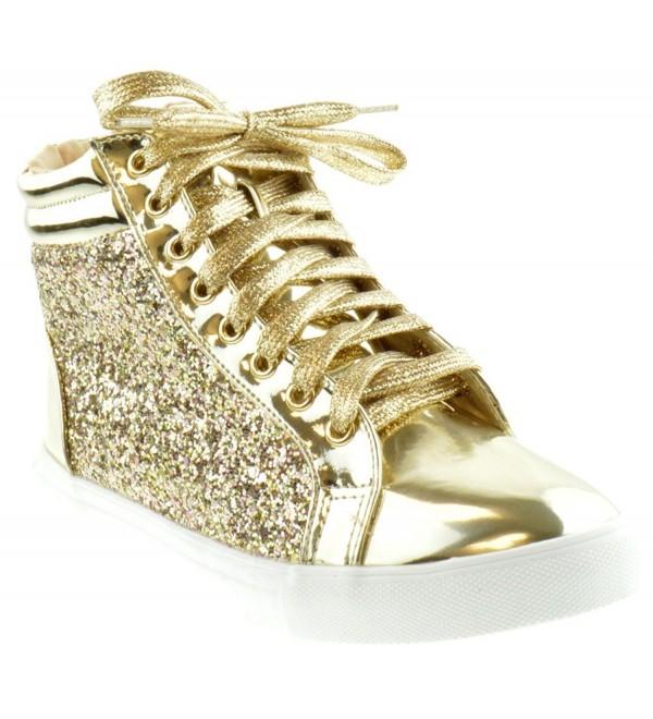 Foever Sparkle 25 Glitter Sneaker