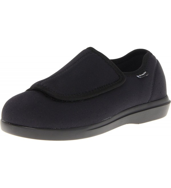 Propet Womens Black Cushn Foot