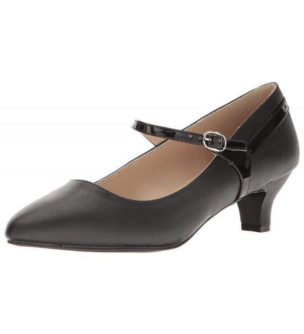 Pleaser Womens Fab425 Bpu Pt Leather Pat