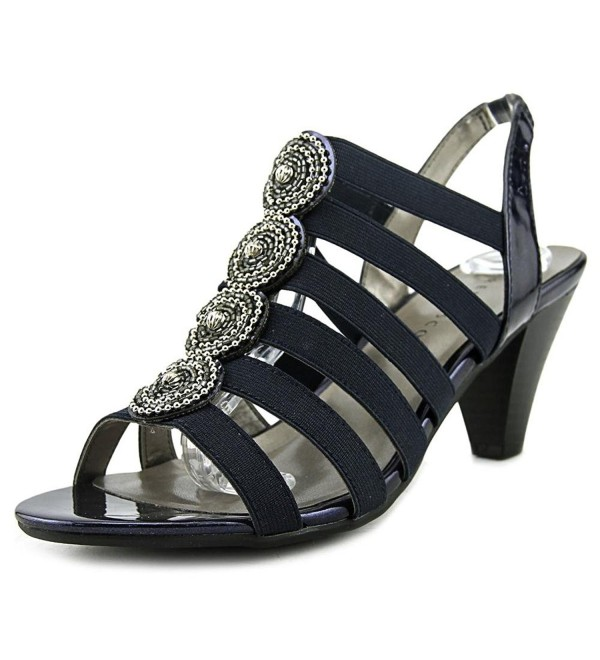 Karen Scott Nikhita Canvas Sandals