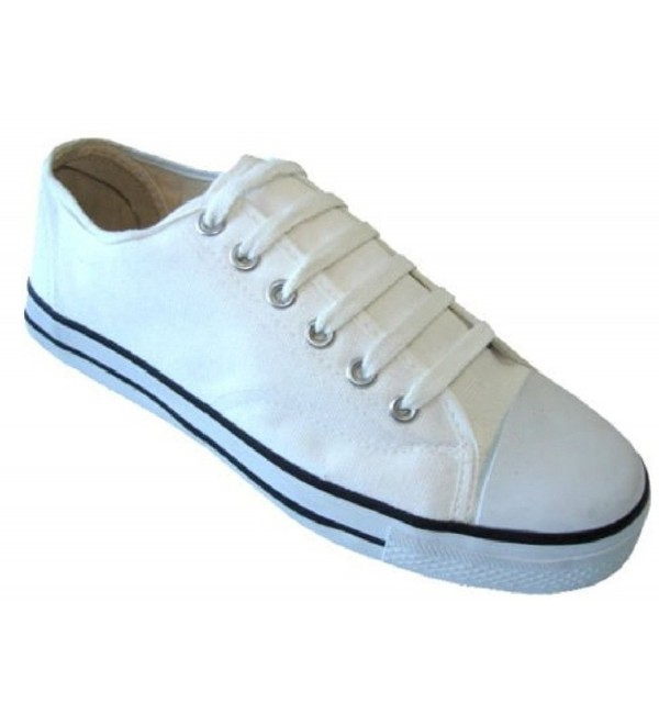 Shoes Womens Classic Canvas Sneakers
