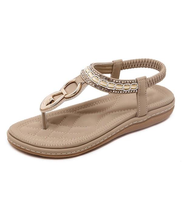 Vatiu Outdoor Sandles Summer Womens