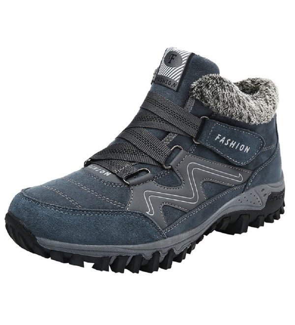 ALigro Footwear Cotton Padded Outdoor Trekking