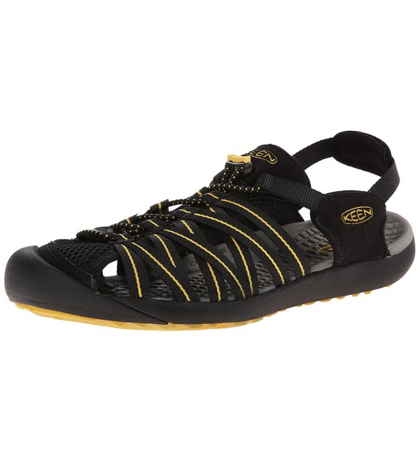 KEEN Water Sandal Ceylon Yellow