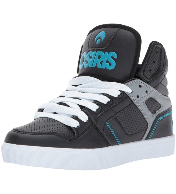 ae487edaa351 Women s Clone Skate Shoe - Black Teal Grey - C612NUDKES7