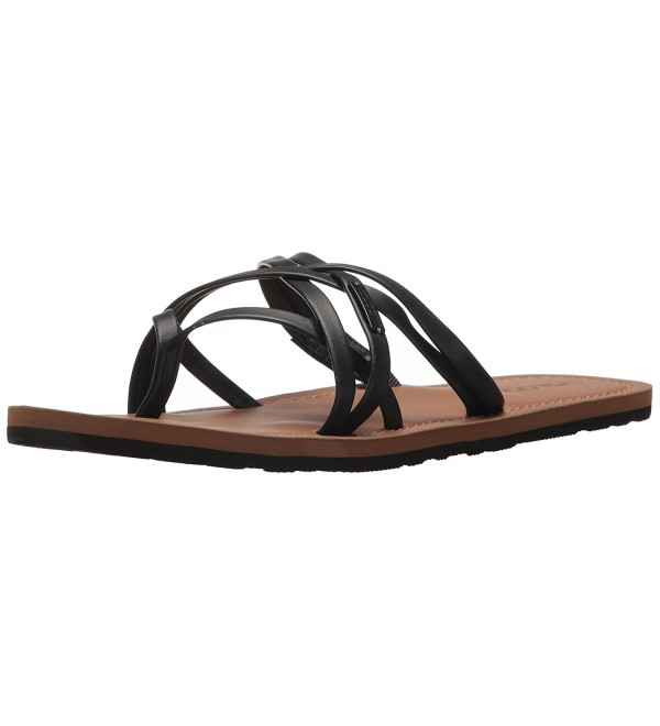 Volcom Womens Happy Fashion Sandal