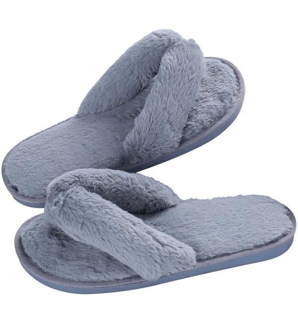 Womens Thong Slippers Indoor Slipper