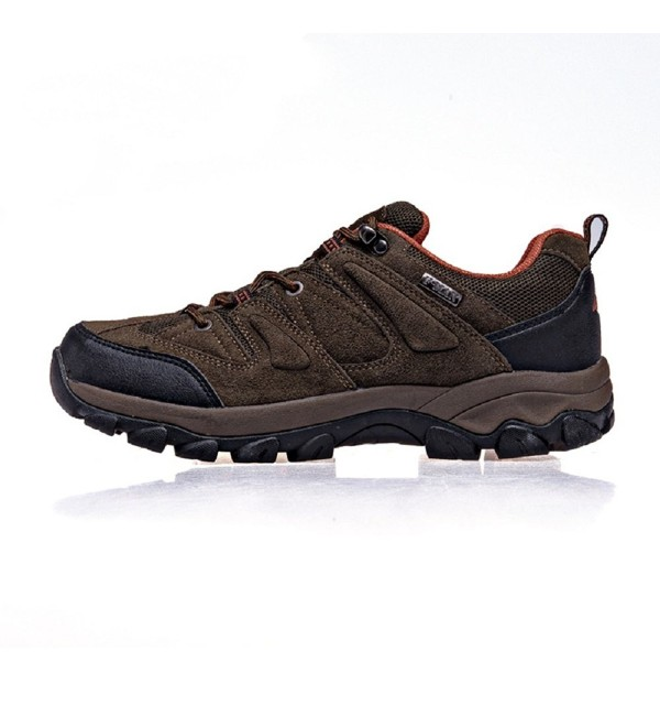 DOUBLESTAR MR Hiking Shoes Brown